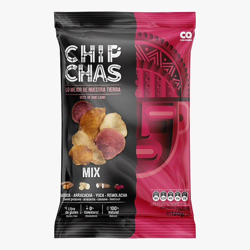 Chipchas mix 120g