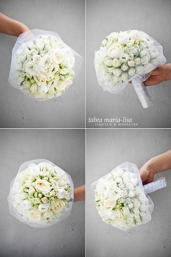 tabea maria lisa floristik und dekoration bridal bouquet. Black Bedroom Furniture Sets. Home Design Ideas