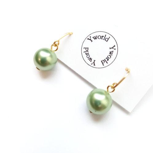 Shell Pearl/Green
