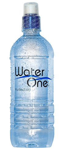 Water One Bottled Water