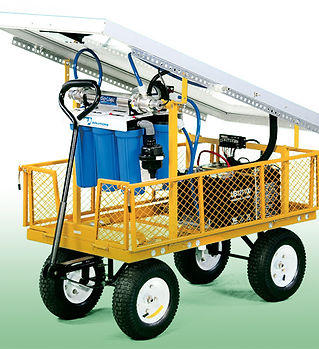 Mobile Water Purification System