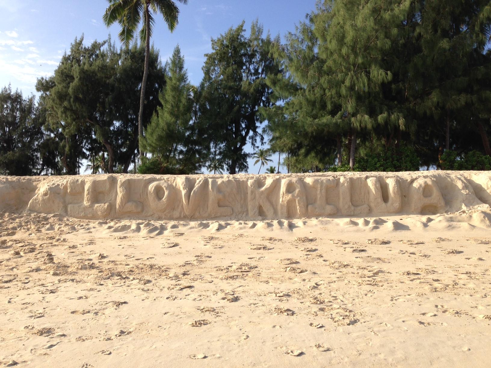 I love Kailua