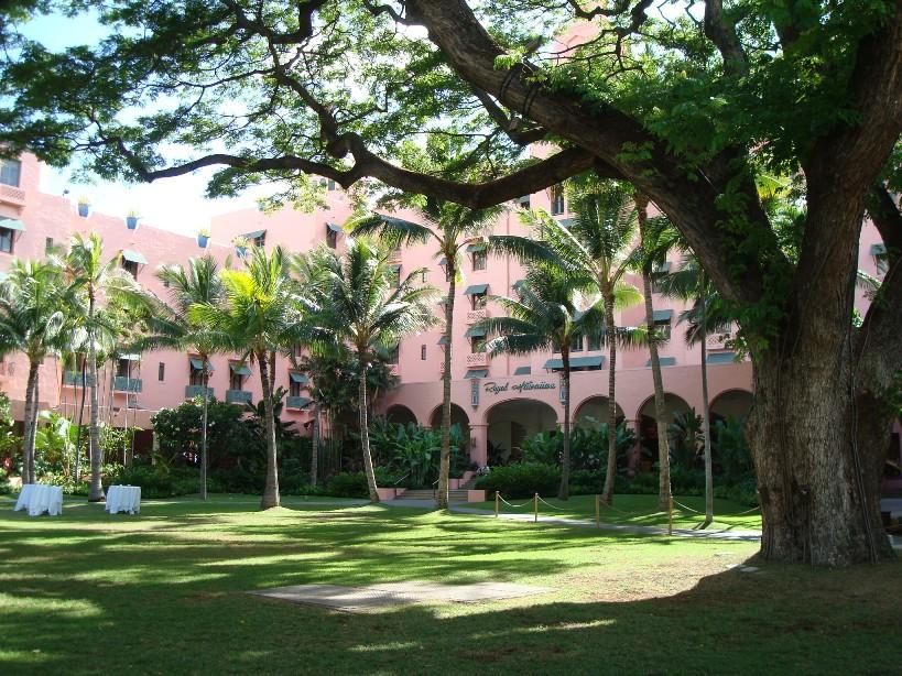 Royal Hawaiian Coconut Grove