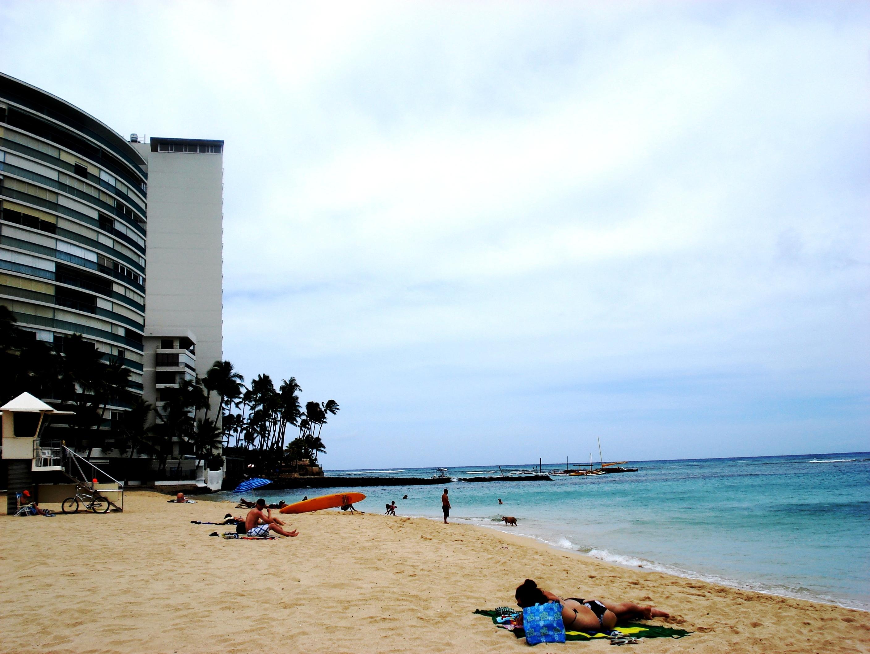 Kaimana Beach, Waikiki
