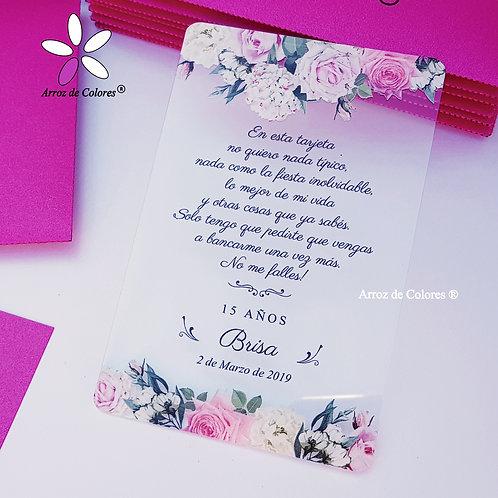 Flores Brisa (Cod AC015)