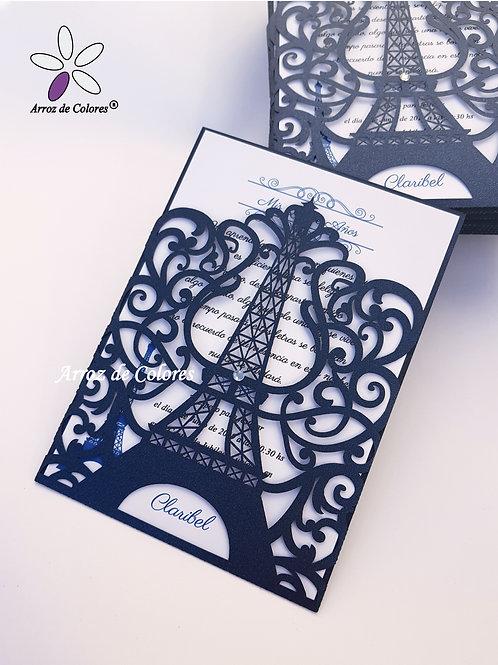Modelo 42 Torre Eiffel