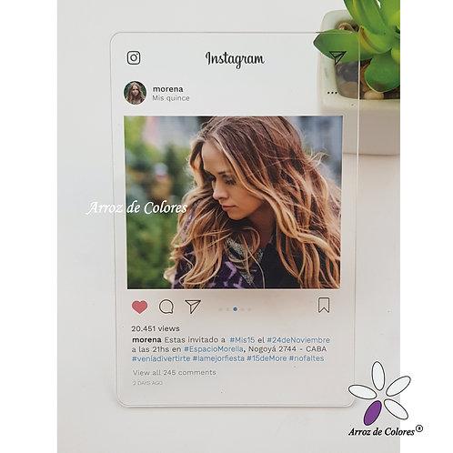 Instagram (Cod AC017)