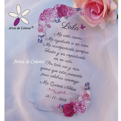 Flores Leila (Cod AC011)