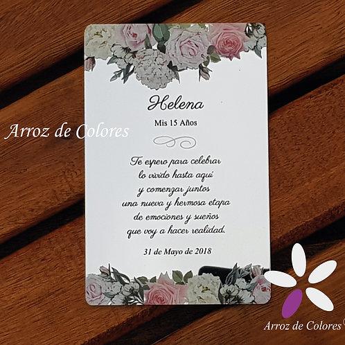 Flores Helena (Cod AE022)