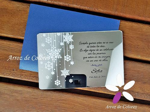 Copos de Nieve (Cod AE020)