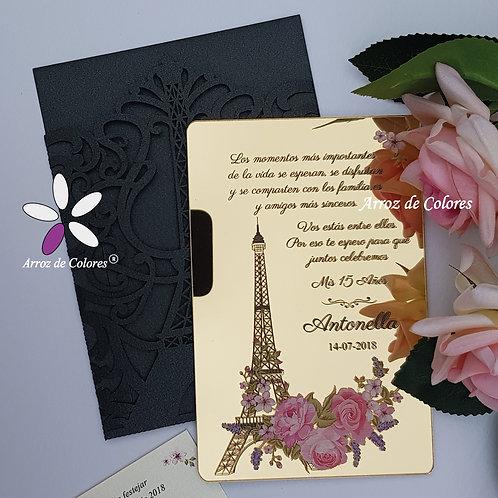 Torre Eiffel (Cod AE013)