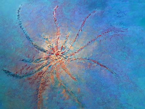 Vedic Art schildercursu bij VedicArt4U