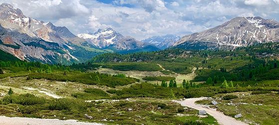 UNESCO Dolomites Vista