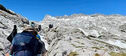 Alpentraversale Stone Sea