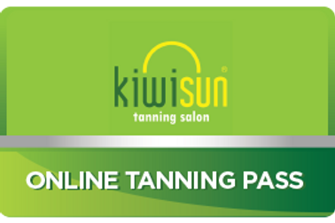 150 minutes Tanning pass or Gift Card