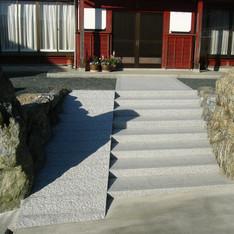 階段とバリヤフリー