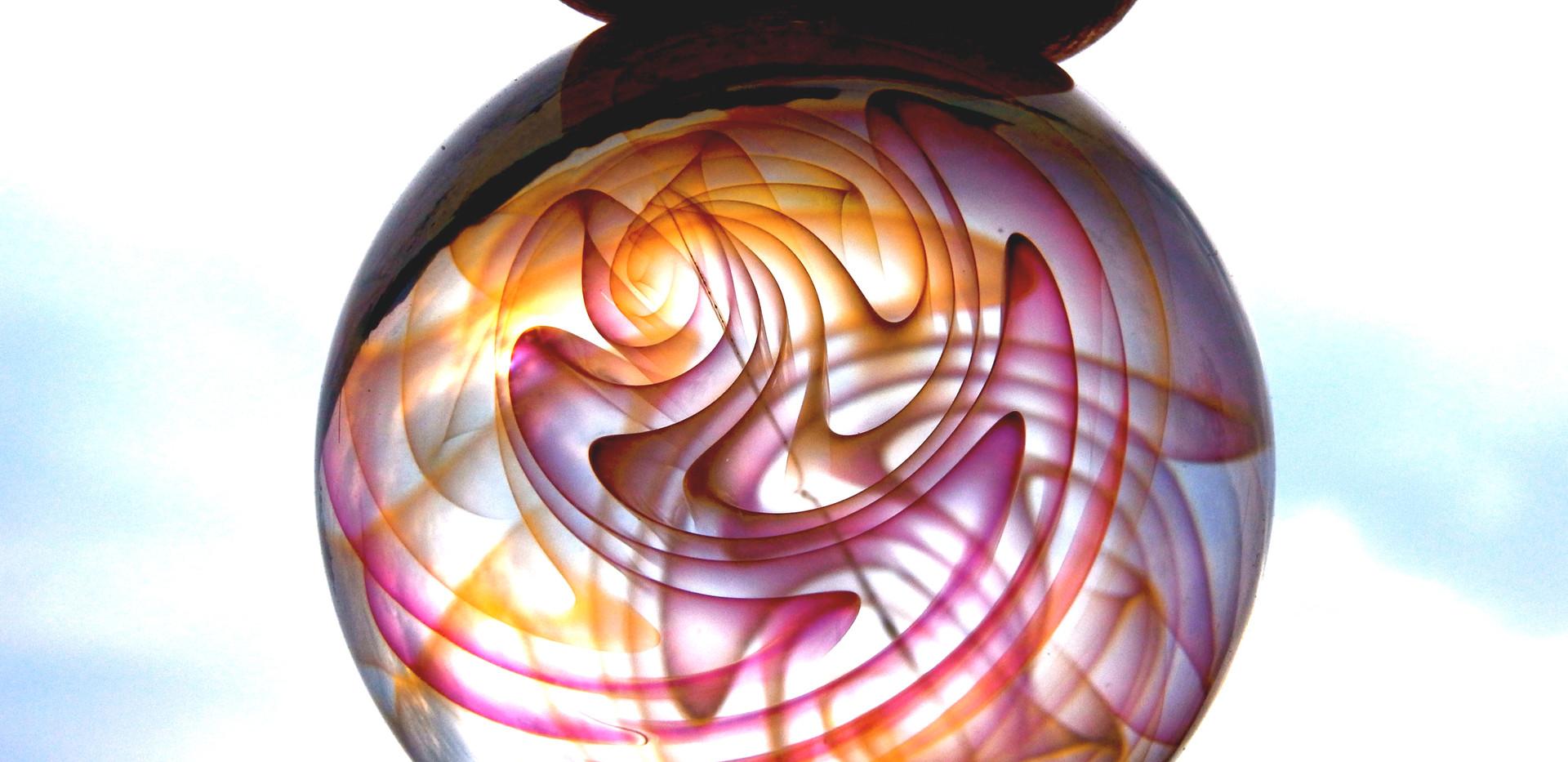 Lampwork glass: borosilicate glass