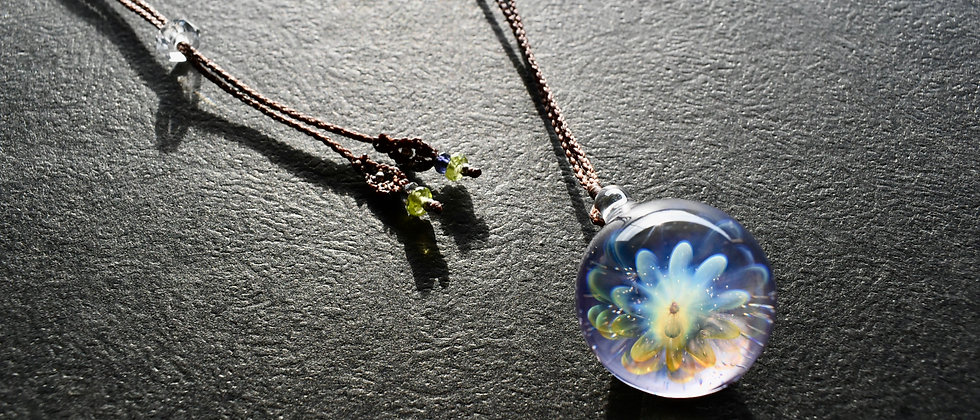 COZMIC flower✴︎Necklace