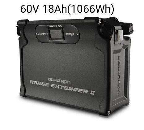 Dualtron 外接式電源(60V 18Ah)