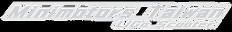 ligo scooter_minimotors taiwan_logo-2011