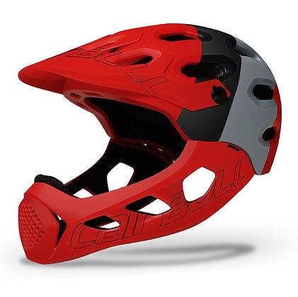 越野頭盔/可拆卸式半盔/全盔