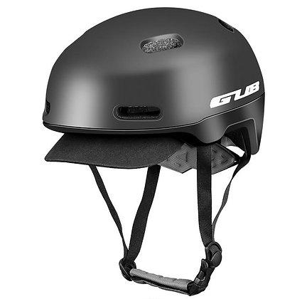 電動滑板頭盔/帶帽沿(可拆式)街頭頭盔