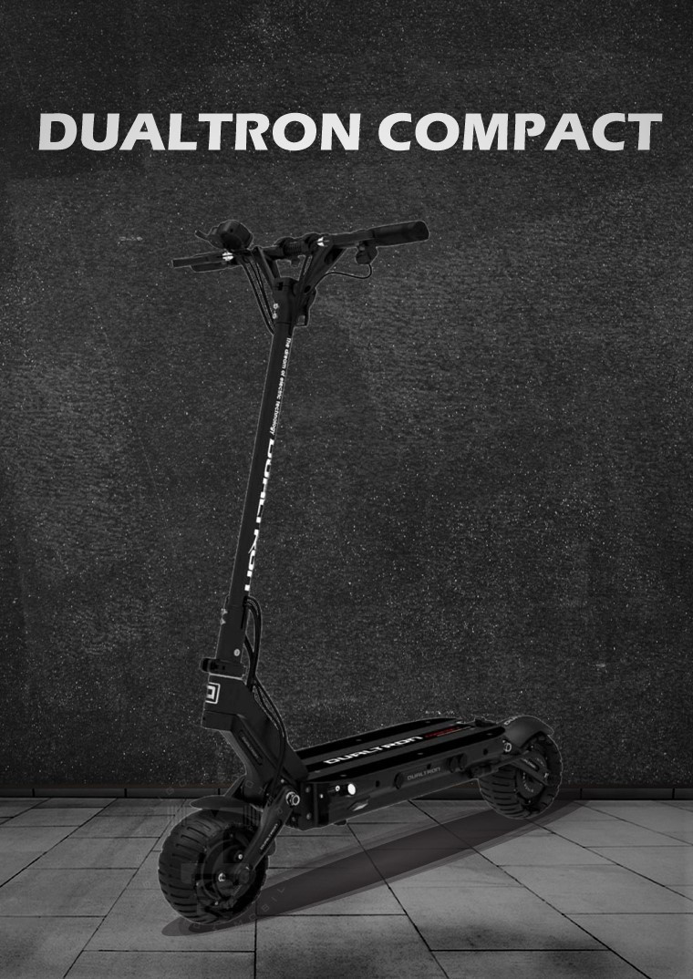 Dualtron Compact_Electric Scooter_Minimo