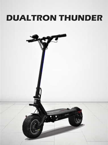 Dualtron Thunder_Electric Scooter_Minimo