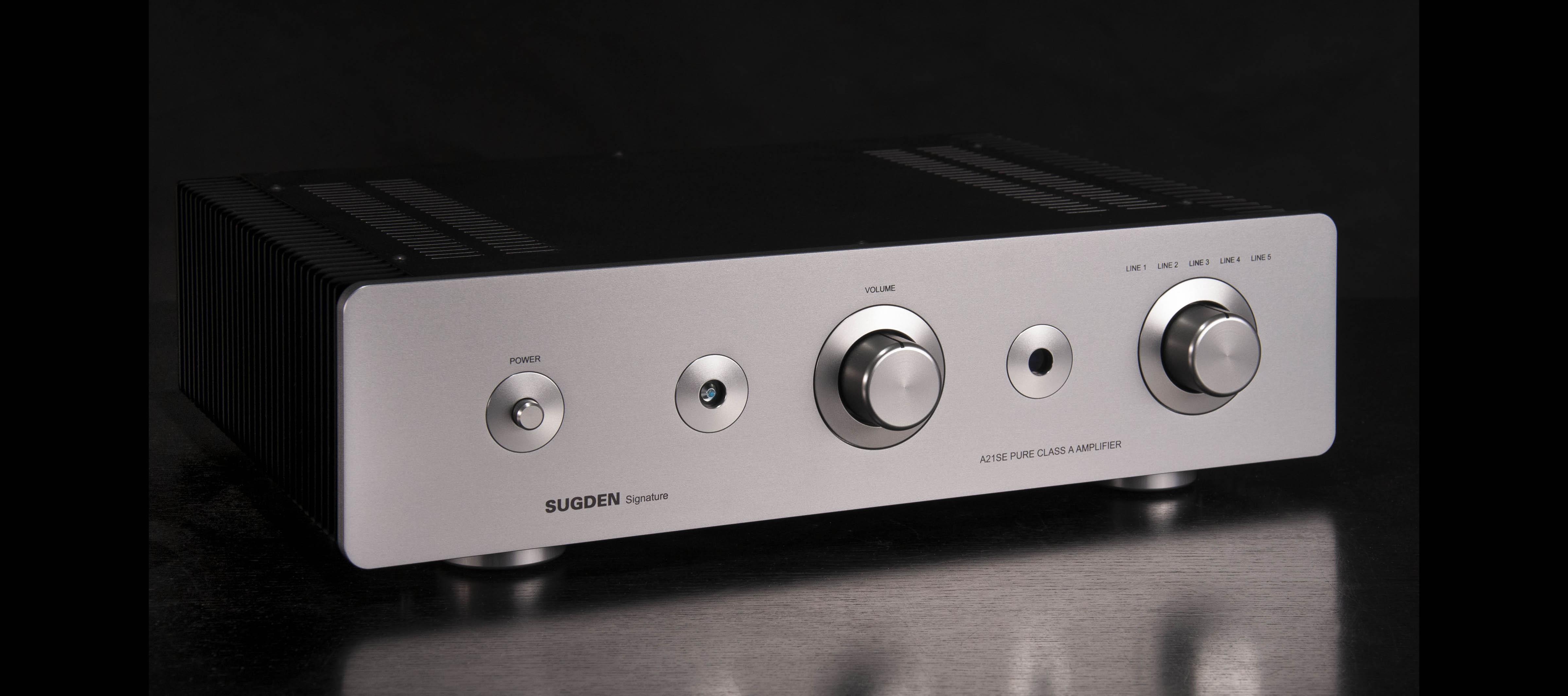 A21SE Signature Integrated Amplifier