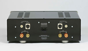 FPA-4 Power Amplifier Back Panel