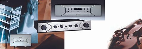 Sugden Masterclass Series 1 Amplifiers