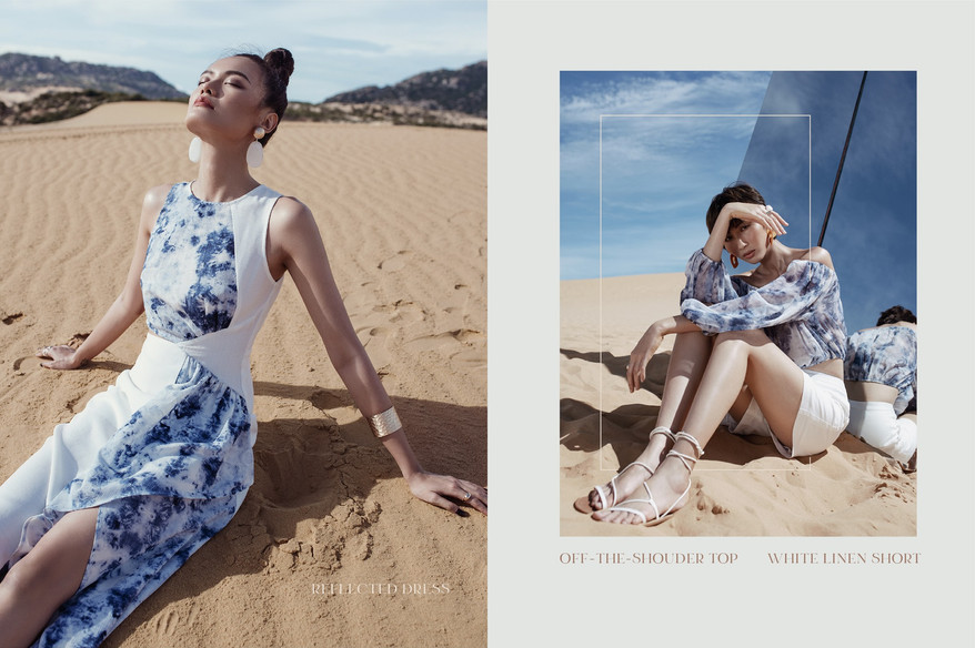 Produce by RED Production Creative Direction : Kim Ngân Photographer : Trinh Duy Linh