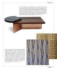 Ryan Saghian Interior Design interiors page press