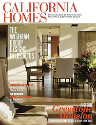 Ryan Saghian Interior Design Press CA California Homes Magazine