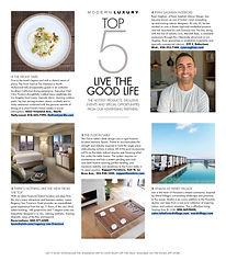 Ryan Saghian Interior Design Modern Luxury Press
