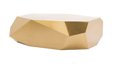 Ryan Saghian Interior Design Edge Coffee Table