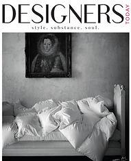 Ryan Saghian Interior Design Press Designers Today Cover