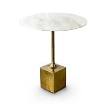 Ryan Saghian Interior Design Bennet Side Table