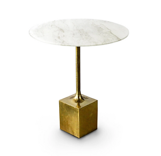 Ryan Saghian Interior Design Bennet Side Table