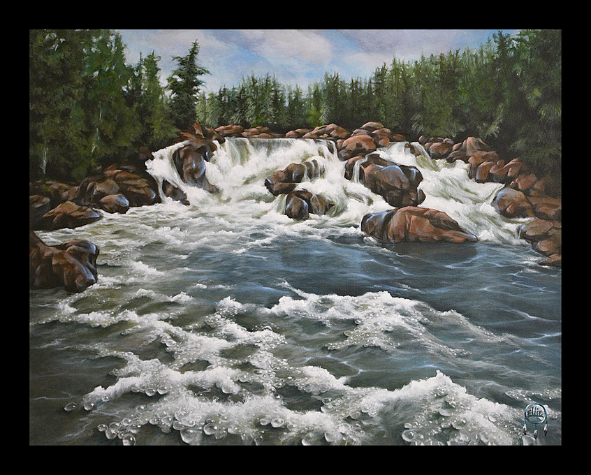 waterfallsample