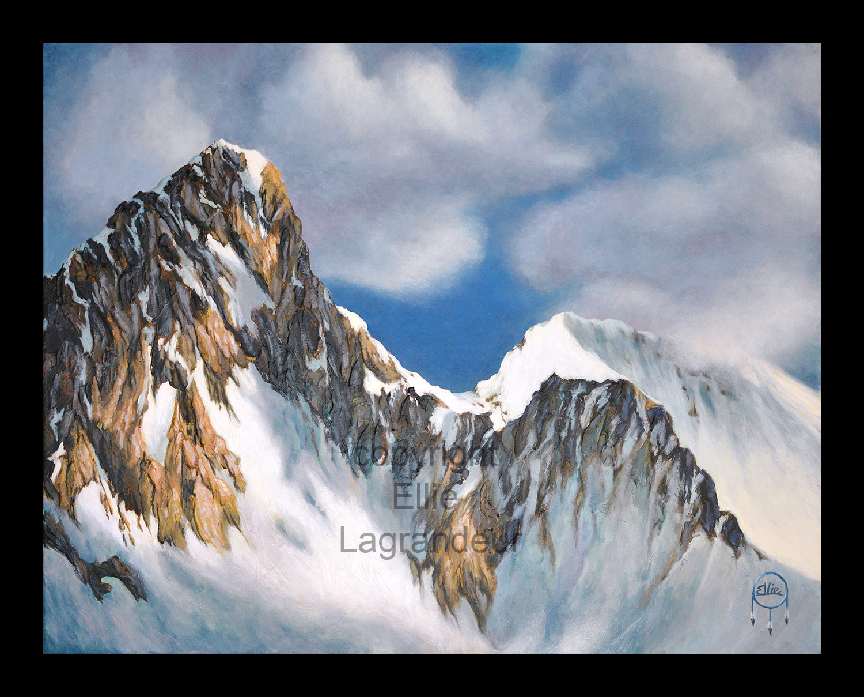 mountain copy