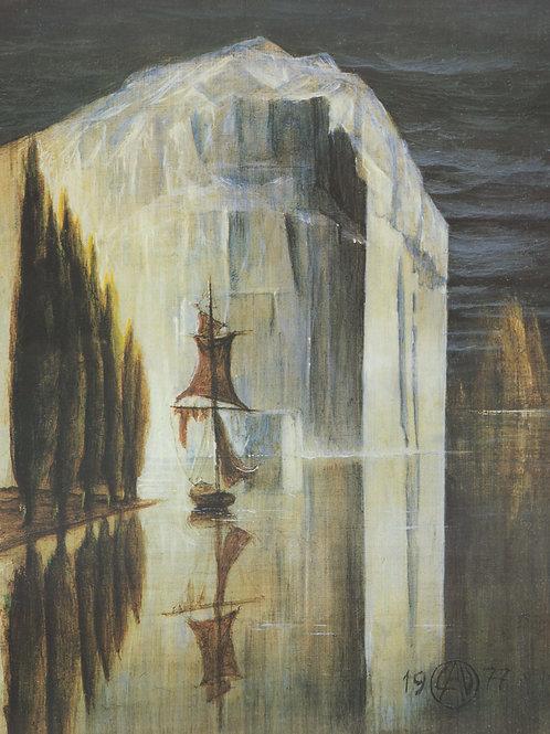 Glacial sail