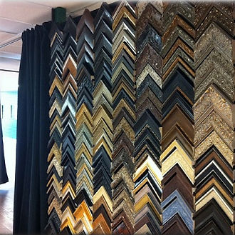 Custom picture framing edmonton