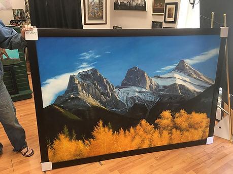Edmonton custon picture framing