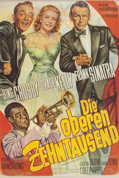 Die Oberen Zehntausend Poster