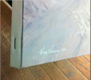 Canvas stretching edmonton