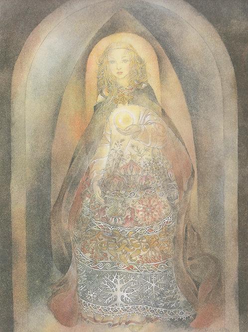 Goddess Fine Art Print