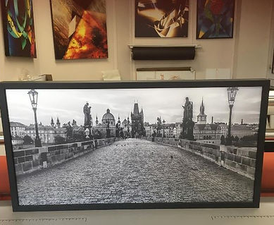 Black and white photo printing and framing edmonton