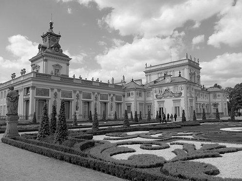 Lazienki Garden Warsaw
