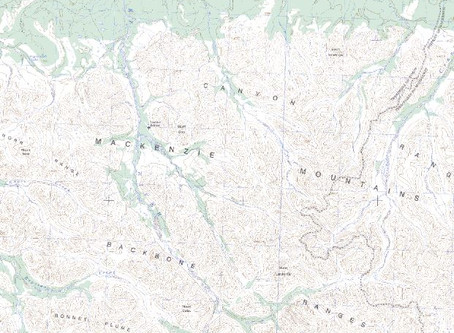 Looking to escape to the great outdoors? We can print a topo map for you.